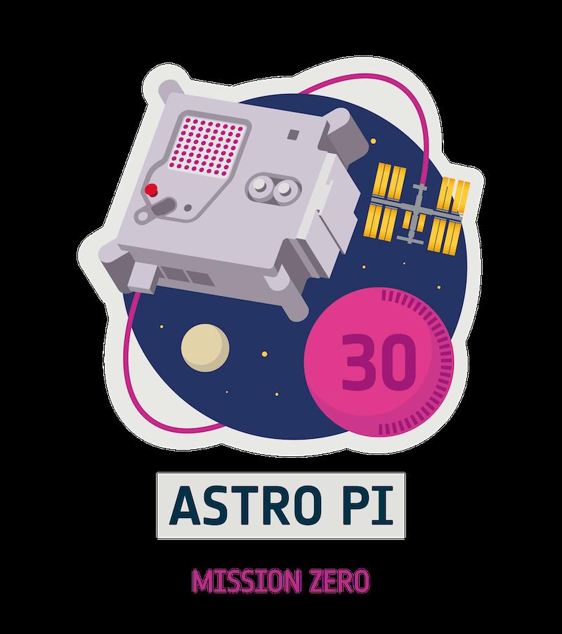 Mission Zero 'Patch' Logo