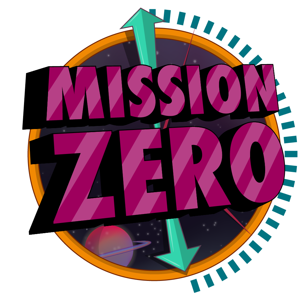 Mission Zero 'Patch' Logo